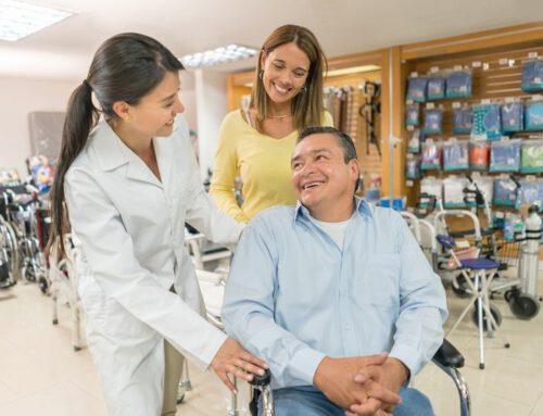 Kryteria wyboru wózka inwalidzkiego