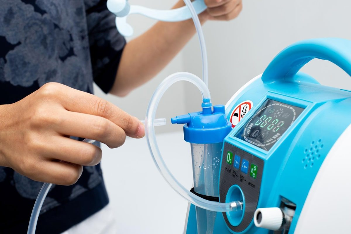 Wypożyczalnia koncentratorów tlenu